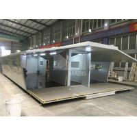 Best Custom Layout Foldable Container Homes , Sandwich Panel Collapsible Container House wholesale