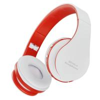 China ABS Plastic Bluetooth Noise Cancelling Headphones For Mp3 / Cellphone /PC on sale