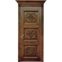China Solid Wood Doors with Traditional Designs (PH-1003) on sale