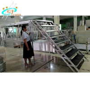 Best Non - Slip Industrial Aluminium Stage Platform For Event wholesale