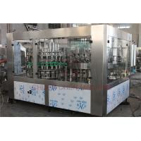 Cheap Container Filling Machine Water Purification And Bottling Equipment for sale