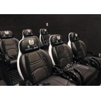 Best Professional 5D Cinema System Shows Exciting Short Film With Immersive Seating System wholesale