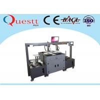 China Saw Blade Optical Fiber Laser Marking Machine Automatic Loading And Unloading on sale