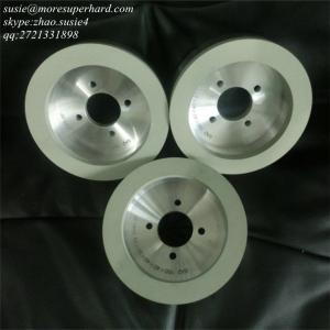 6A2 ceramic bond diamond grinding wheel