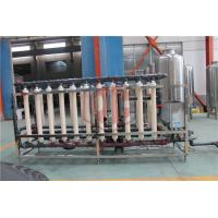 China EDI Drinking Water Purification Machines / Multi Filter RO Water System on sale