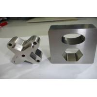China Accuracy Precision Mold Parts CNC Wire Cutting Process And Grinding Services on sale