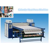 China Sublimation Digital Heat Press Machine 200m/H Speed Oil Heating Type CE certification on sale