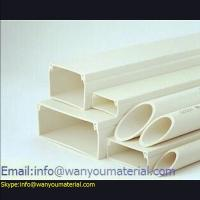 Best Sell Plastic Pipe -Square PVC Pipe/Made in China info@wanyoumaterial.com wholesale