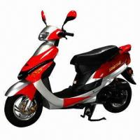 China 49cc Gasoline Moped Scooter/Motorcycle, 45kph Maximum Speed, EEC and EPA Approved on sale