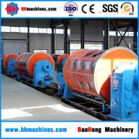 Best 500 Soft Aluminum Rigid Frame Stranding Machine for Copper Aluminum Cable and Wire wholesale