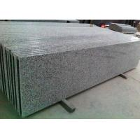 Best G640 White Star Prefabricated Granite Stone Countertops Polished / Honed Finish wholesale