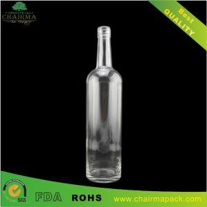 Best Round Glass Bottle for Vodka wholesale