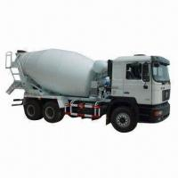 China Concrete Mixer Truck with 11.00-20 Bias Tire and Steyr Engine on sale