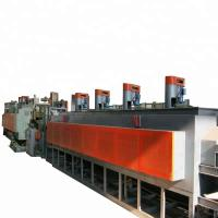 Best 3 Phase 380v 50Hz Mesh Belt Furnace With Long Service Life CE Certificated wholesale