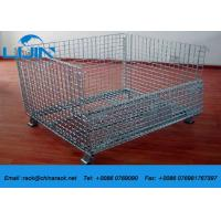 Best Steel Structure Wire Mesh Cages 4.8 - 6.0mm Guage SGS Certification wholesale