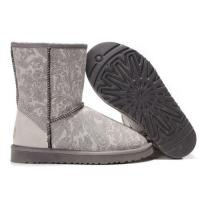 Cheap UGG 5831 Classic Short Paisley for sale