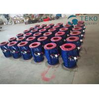 Best High Durable Air Operated Slurry Pinch Valve Full Bore NR hose For Bulk Material wholesale