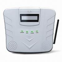 Best Wireless Two-way Transmitter Home Security System with 16 x 2 LCM Display and Built-in Siren wholesale