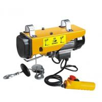 PA 200 Electric Lifting Hoist  Wire Rope Hoist 12m Meter 220V ISO Certification