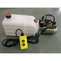 Best High Pressure Double Acting Hydraulic Power Pack For Tipper Trailer wholesale