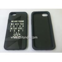 Best Custom soft silicone with company logo phone case promotional silicone phone cover custom wholesale