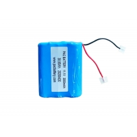 China PAC Battery ICR18650-3S li on rechargeable battery pack 12v 3000mAh replacement on sale