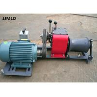 China 1 Ton Electric Cable Pulling Winch , Portable Electric Winch 1 Year Warranty on sale