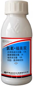 Best Cypermethrin 3% Thiram 10% FS Seed Coating Pesticide wholesale