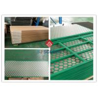 Best Composite Materials Oil Filter Screen / Oilfield Drilling Mud Shale Shaker wholesale