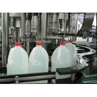 China 500ML Bottled Water Filling Machines For Mineral Water And Sparkling Water on sale