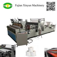 Best High speed automatic perforating rewinding toilet paper making machine wholesale