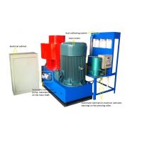 Best Ring Die Wood Pellet Mill Automatic Lubrication Dust Collecting System 55KW wholesale