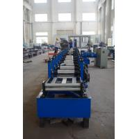Best Channel Shape Purlin Roll Forming Machine 2018 new type corrugated roofing sheet machine wholesale