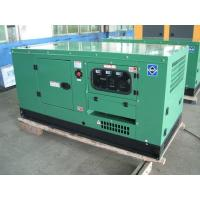 Best 25kva Small Kubota Diesel Generator 220V , Three Phase 4 Wire Diesel Generator with Low Noise wholesale