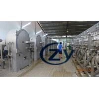 Best 4kw Sweet Potato Starch Extraction Machine Internal Cleaning Centrifugal Sifter wholesale