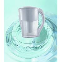 Best Household Pre-Filtration Water Purification Pitcher , Fluoride Water Filter Jug AS Material wholesale