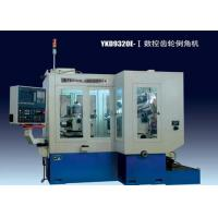 Best 4 Axis CNC Gear Tooth Chamfering Machine With Carbide Alloy Cutters wholesale