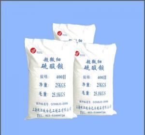 Best BariumSulfateSuperfine wholesale