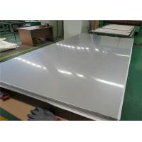 Best 22 Ga 1mm 304 Stainless Steel Sheet , Cold Rolled Stainless Steel Thin Sheets wholesale