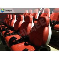 Best Burning Blood Exciting Motion Mobile 5D Cinema With Luxurious Armrest Seats Two Years Warranty wholesale