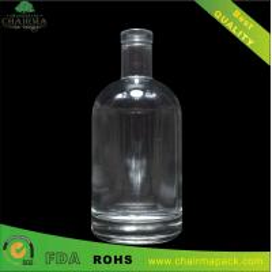 Best 750ml Hight Quality Rum Glass Bottle wholesale