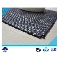 Buy cheap ISO9001 PP Woven Geotextile Fabric , Geotextile Driveway Fabric With 874gsm Unit Mass product