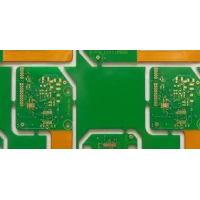 Best 0.2 - 3.2mm 4 / 6 layer rigid flex pcb HDI Heavy copper 12 oz , FR-4 , CEM-3 base wholesale