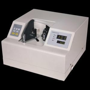 Desktop type vacuum banknote counter