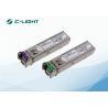 China CISCO SFP BIDI Fiber Optic Transceiver Module SMF 80km 3.3 Voltage wholesale