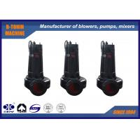 Best 33m Submersible Sewage Pump , submersible discharge pond drain pump wholesale