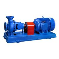 China Electric Single Stage End Suction Pump , Light Weight Centrifugal Chemical Pump on sale