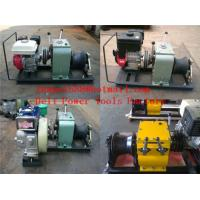 Best CABLE LAYING MACHINES,Cable bollard winch wholesale