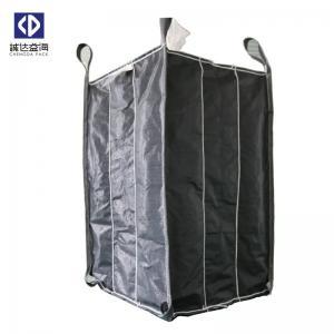 Best Security FIBC Bulk Bags 500KG 1000KG 1200KG For Carbon Black Additives wholesale