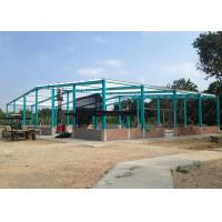 Best Durable Warehouse Structure Design Metal Warehouse Buildingswith Nice Appreance wholesale
